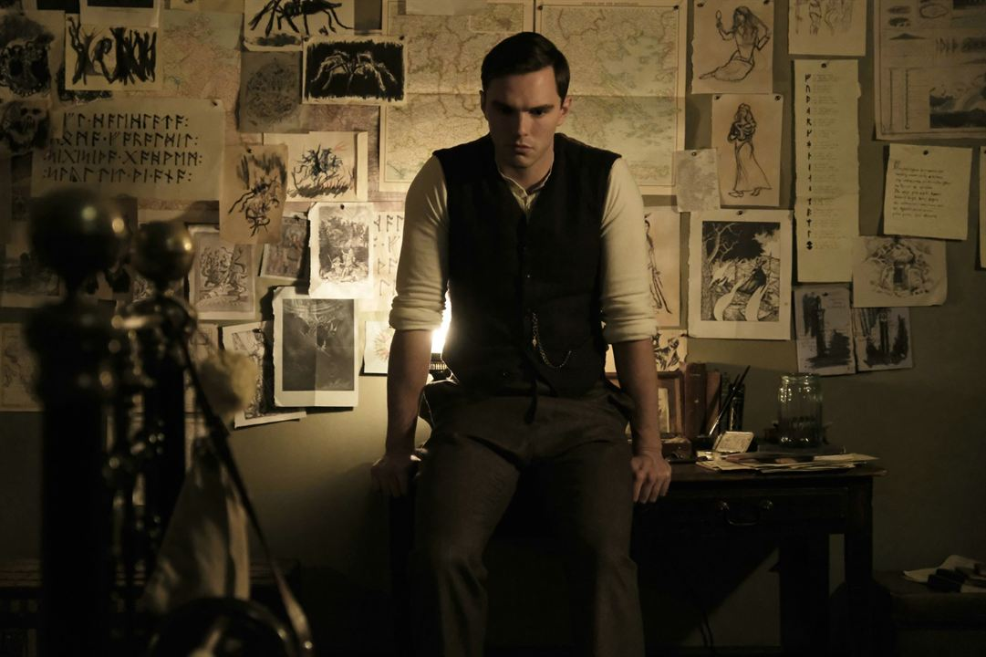 Tolkien : Photo Nicholas Hoult