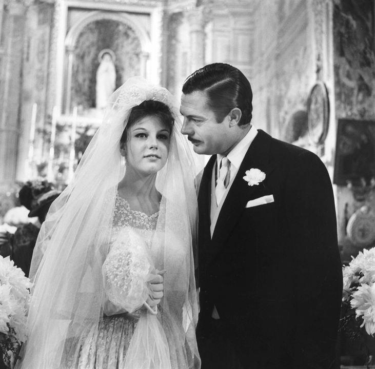 Divorce à l'Italienne : Photo Marcello Mastroianni, Stefania Sandrelli