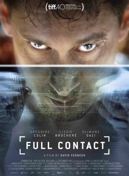 Full Contact : Affiche