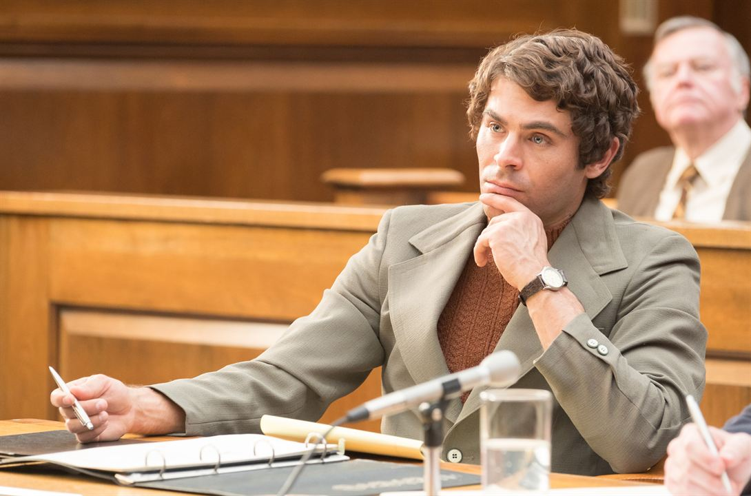 Extremely Wicked, Shockingly Evil and Vile : Photo Zac Efron