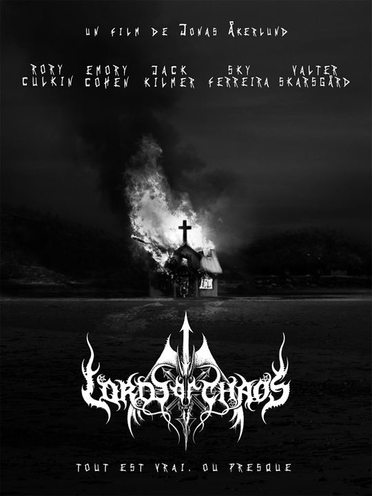 Lords of Chaos : Affiche