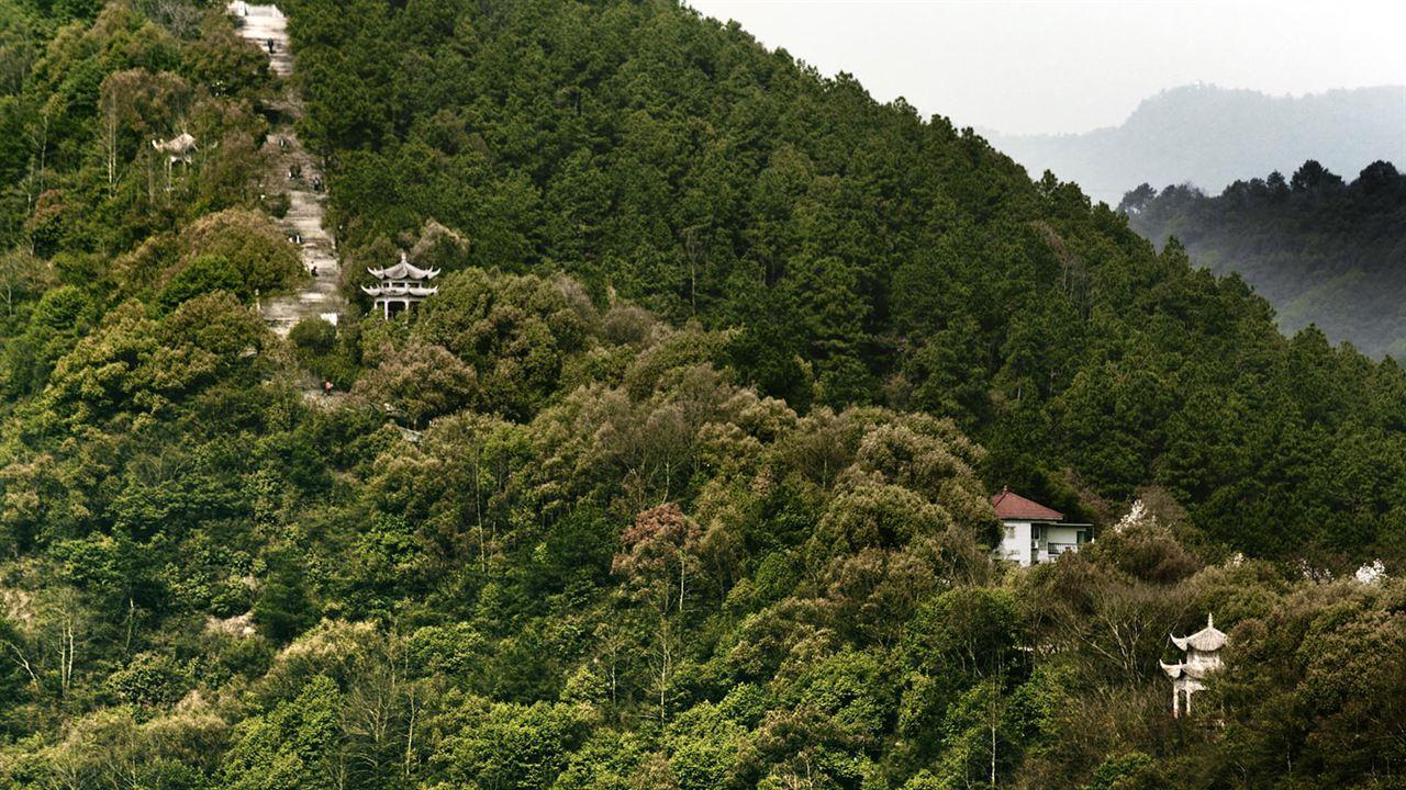 Séjour dans les monts Fuchun : Photo