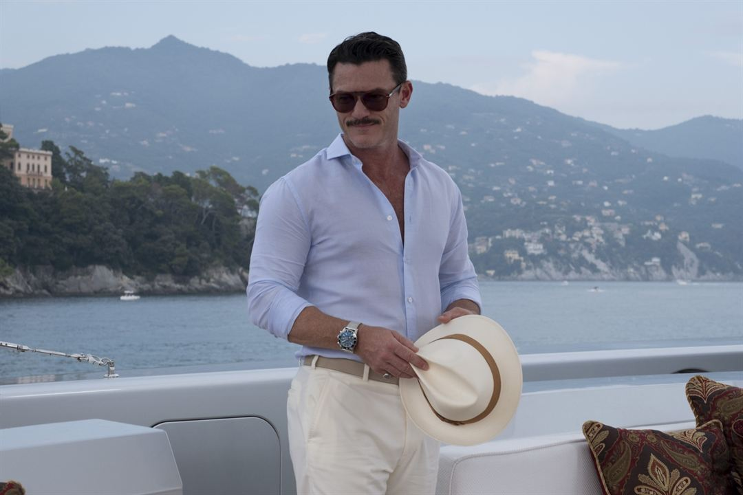 Murder Mystery : Photo Luke Evans