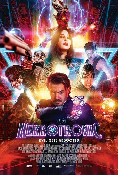 Nekrotronic : Affiche