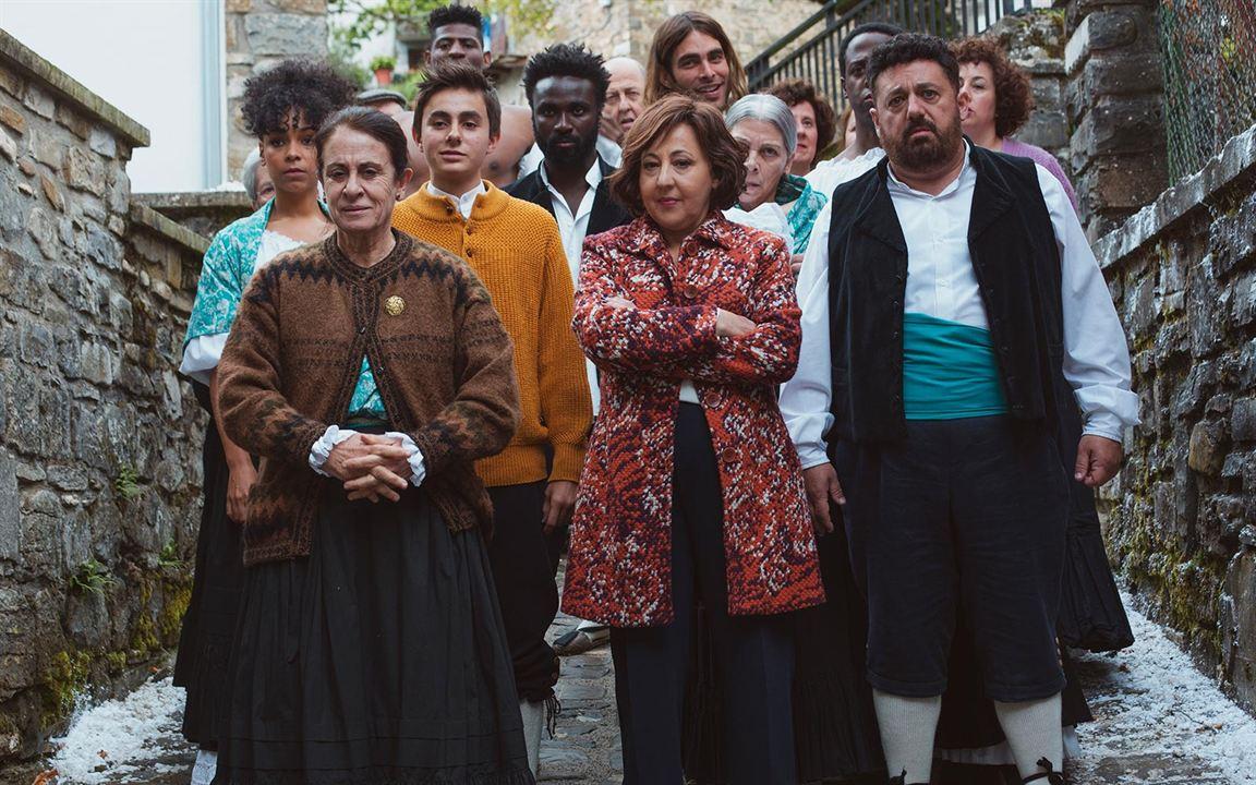 Photo Carmen Machi, Esperanza Elipe, Jon Kortajarena, Kiti Manver, Montse Pla