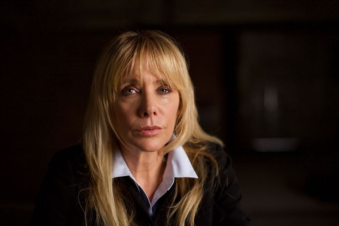 L'Intouchable, Harvey Weinstein : Photo Rosanna Arquette