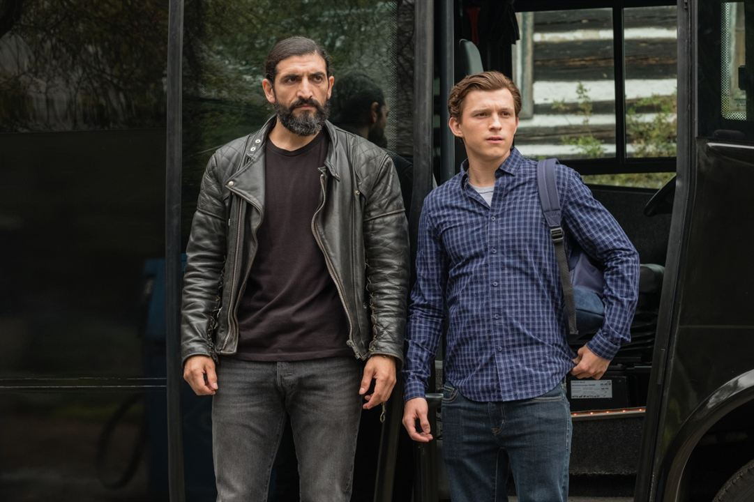 Spider-Man: Far From Home : Photo Numan Acar, Tom Holland