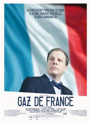 Gaz de France : Affiche