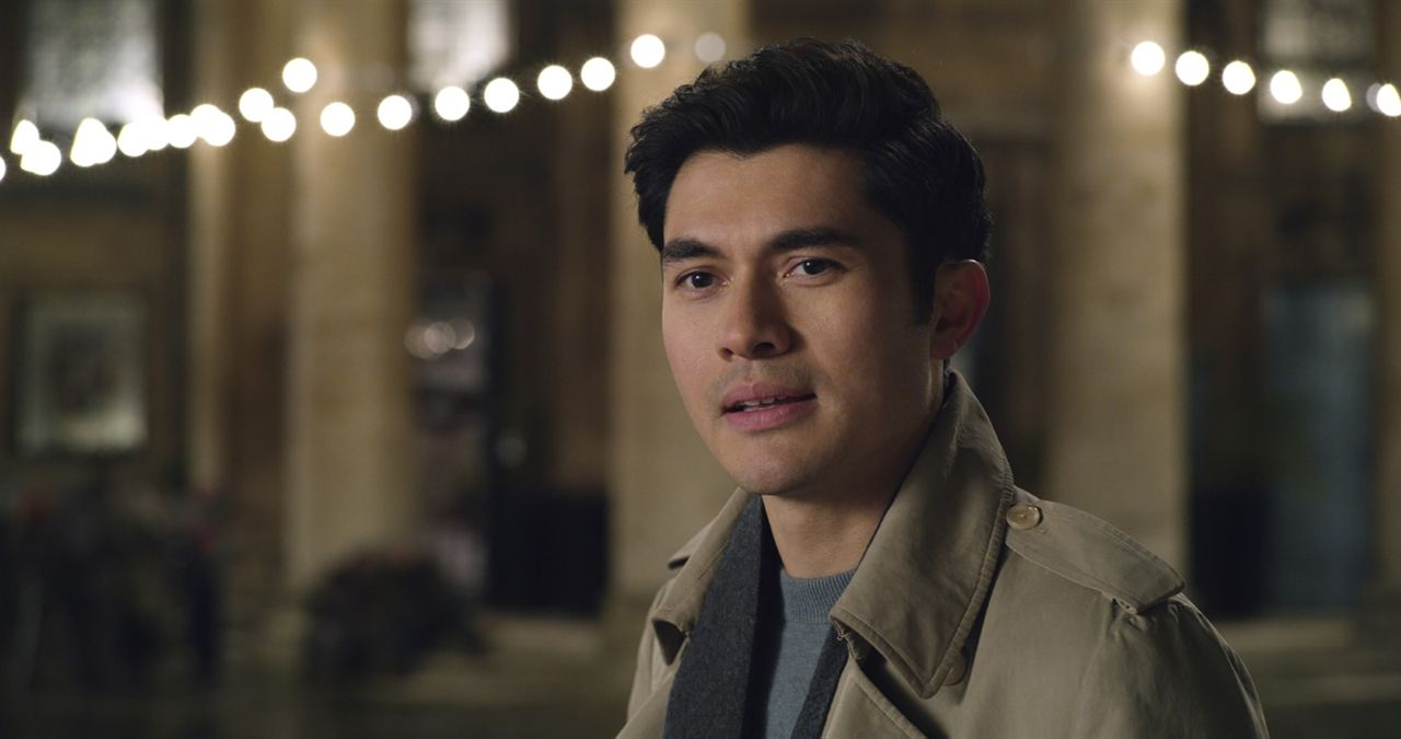 Last Christmas : Photo Henry Golding