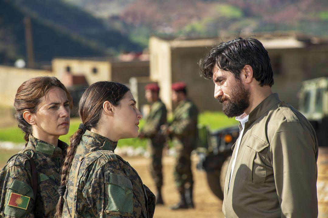 Sœurs d'armes : Photo Amira Casar, Korkmaz Arslan, Maya Sansa