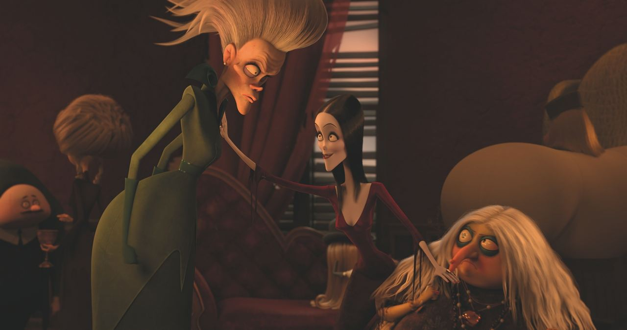 La Famille Addams : Photo