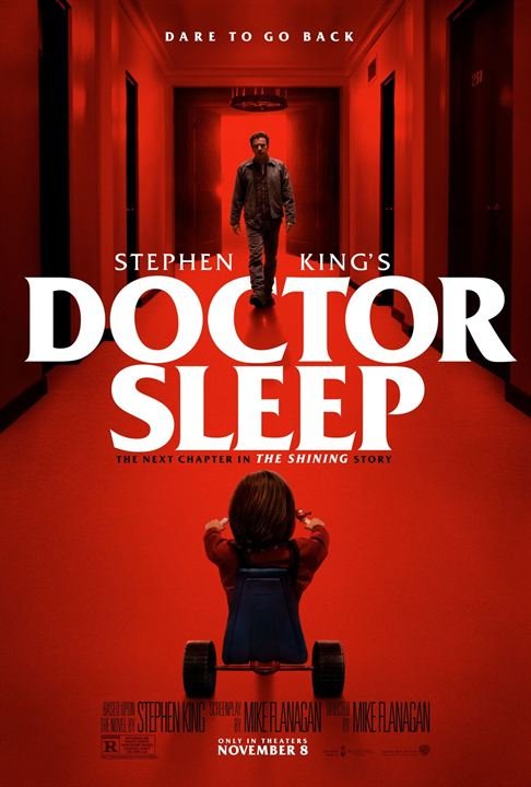 Stephen King's Doctor Sleep : Affiche