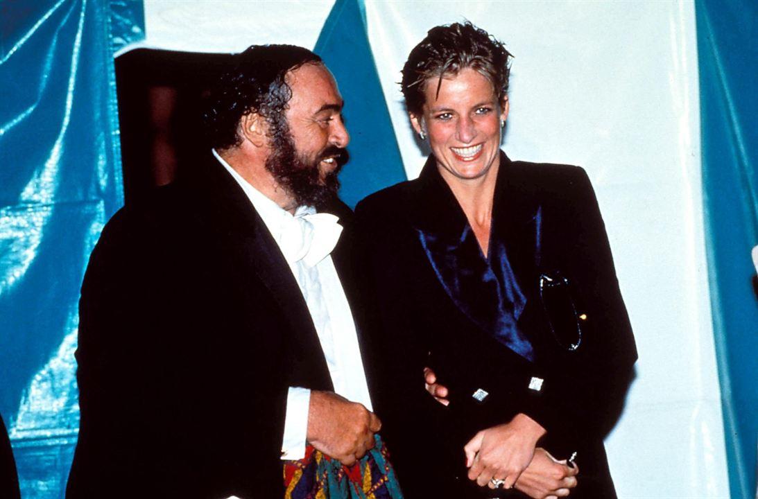 Pavarotti : Photo Luciano Pavarotti