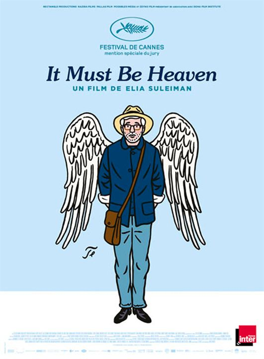 It Must Be Heaven : Affiche