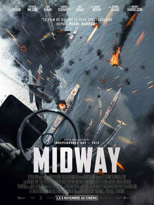 Midway : Affiche