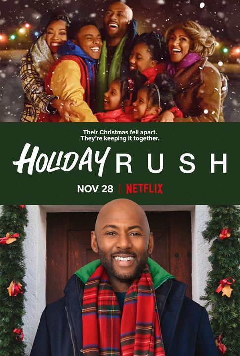 Holiday Rush : Affiche