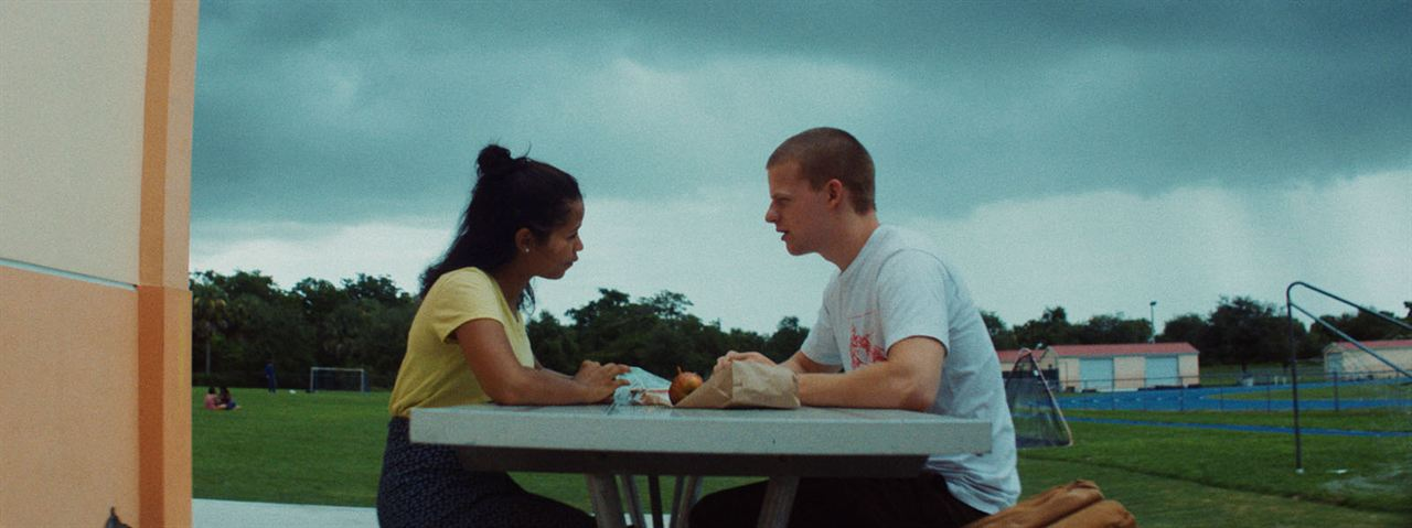 Waves : Photo Lucas Hedges, Taylor Russell McKenzie