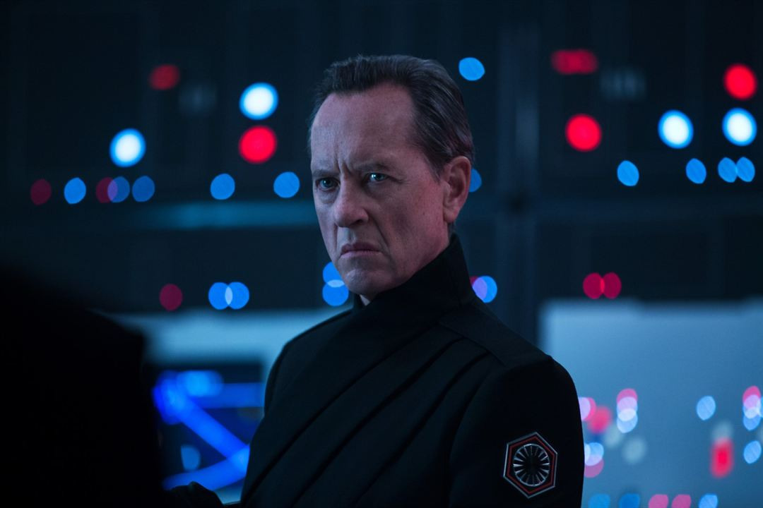 Star Wars: L'Ascension de Skywalker : Photo Richard E. Grant