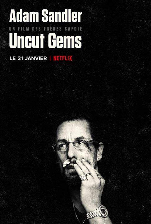 Uncut Gems : Affiche