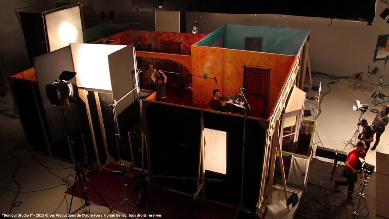 Bonjour Studio! : Photo