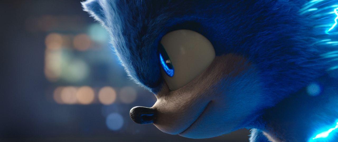 Sonic le film : Photo