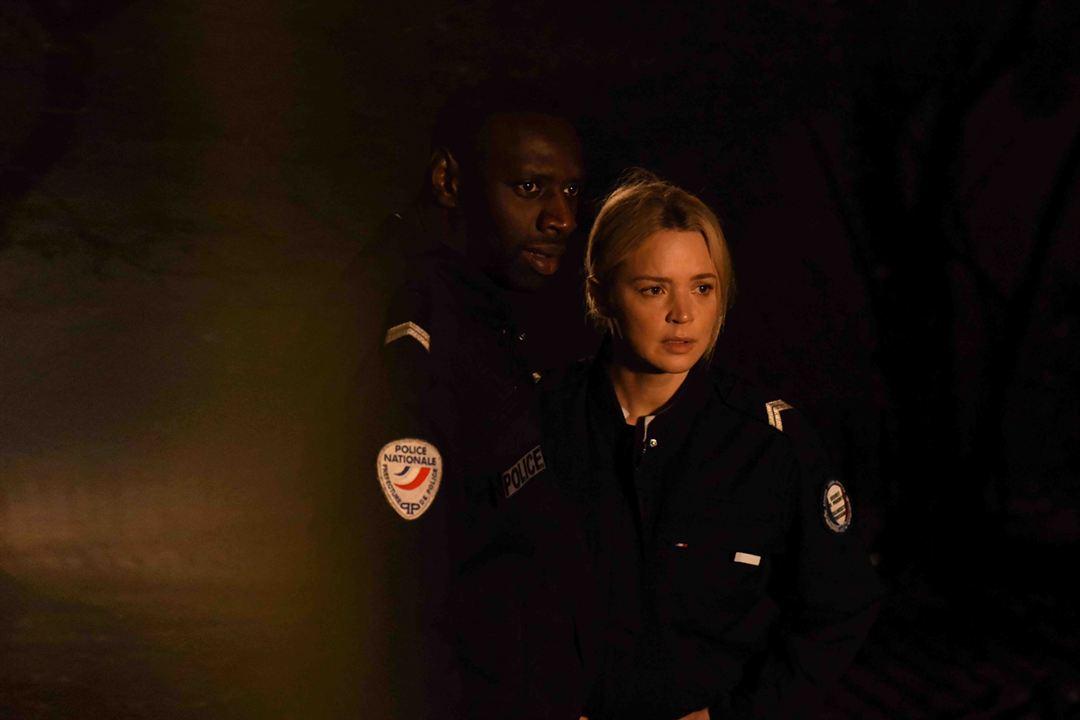 Police : Photo Omar Sy, Virginie Efira