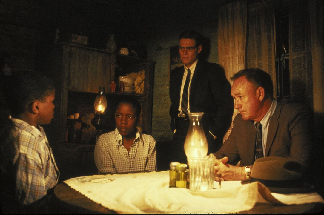 Mississippi Burning : Photo Gene Hackman, Willem Dafoe