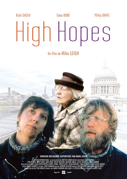High Hopes : Affiche