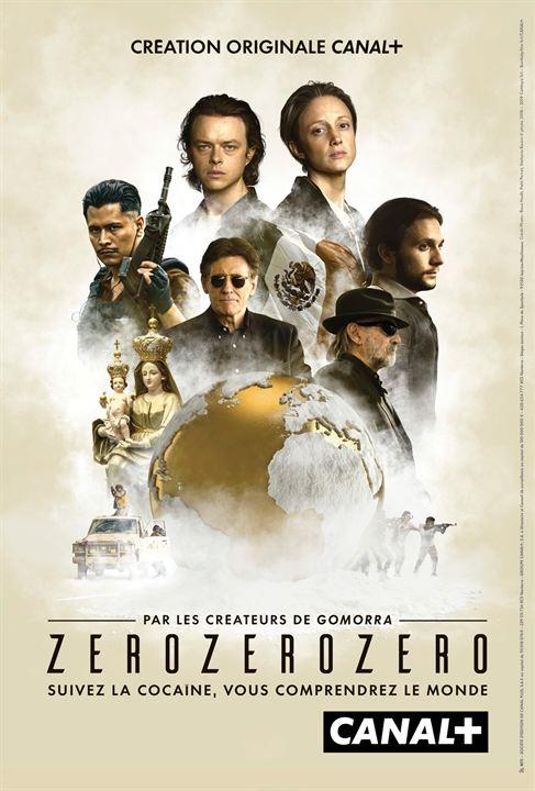 ZeroZeroZero : Affiche