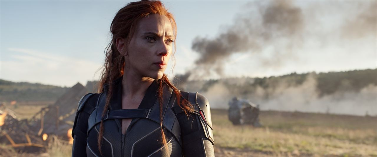 Black Widow : Photo Scarlett Johansson