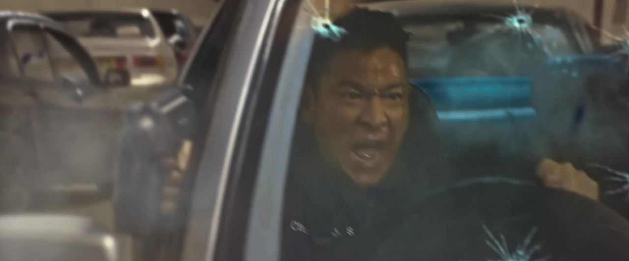 Shock Wave : Photo Andy Lau