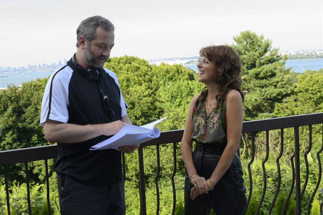 The King Of Staten Island : Photo Judd Apatow, Marisa Tomei