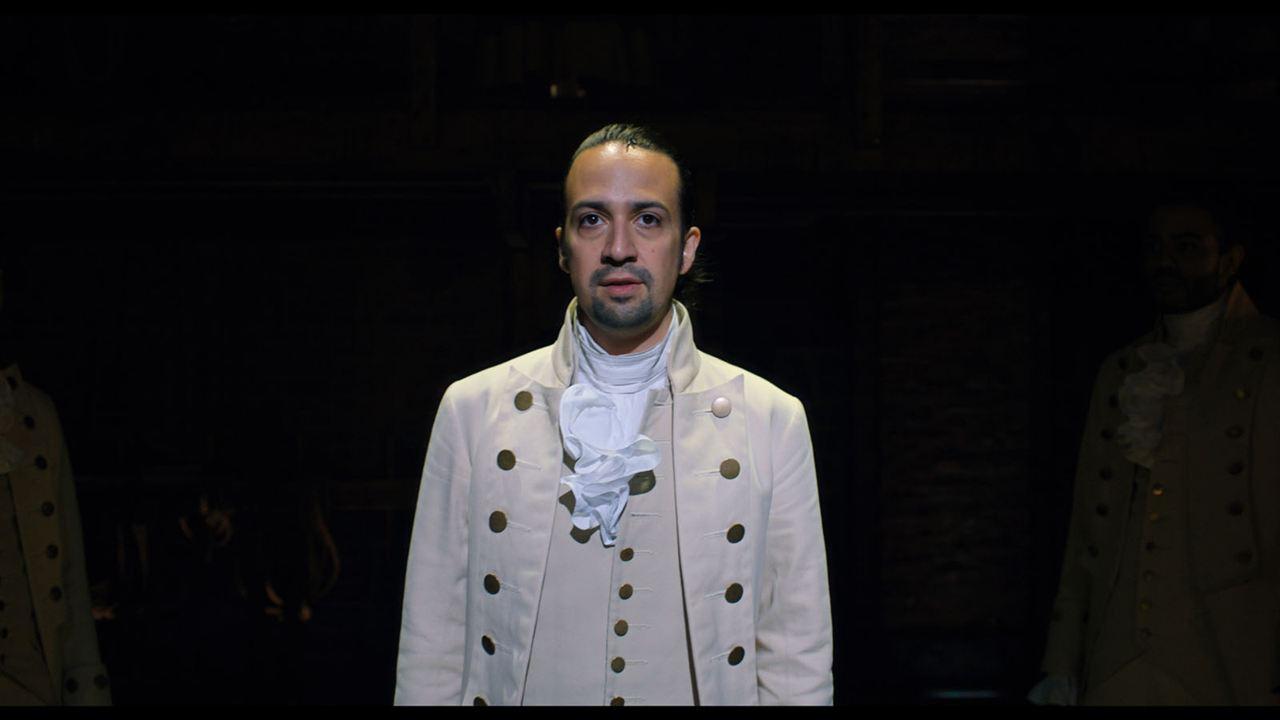 Hamilton : Photo Lin-Manuel Miranda