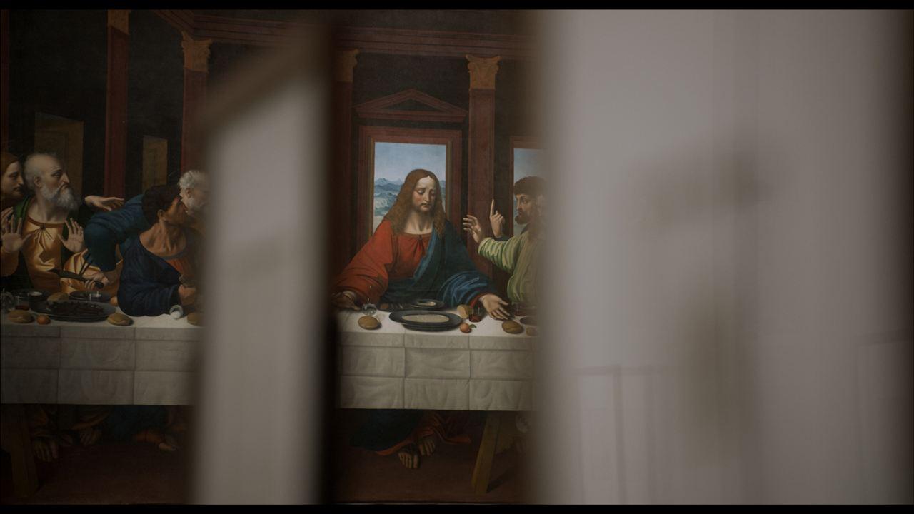 Une nuit au Louvre: Léonard de Vinci : Photo