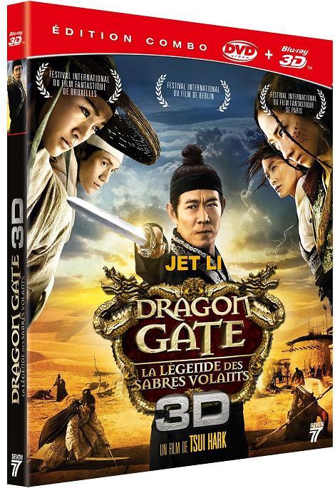 Dragon Gate, la légende des sabres volants : Affiche