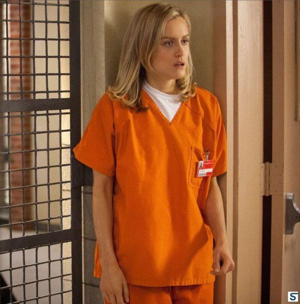 Orange Is the New Black : Photo Taylor Schilling