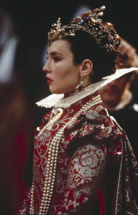 La Reine Margot : Photo Isabelle Adjani