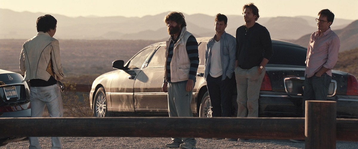 Very Bad Trip 3 : Photo Bradley Cooper, Ed Helms, Justin Bartha, Ken Jeong, Zach Galifianakis