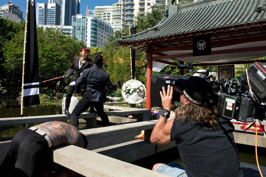 Wolverine : le combat de l'immortel : Photo Rila Fukushima