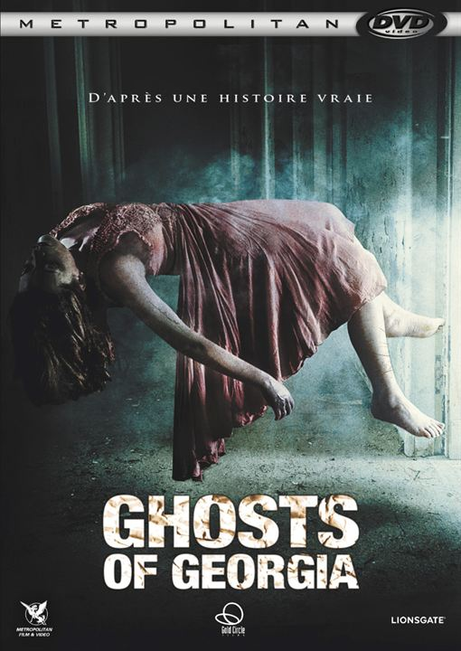 The Haunting in Connecticut 2: Ghosts of Georgia : Affiche