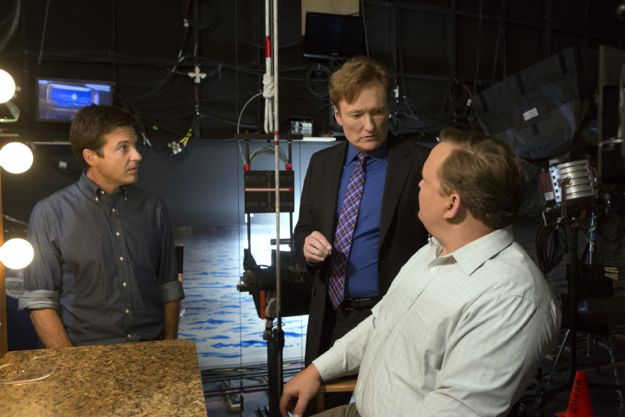 Photo Andy Richter, Conan O'Brien, Jason Bateman