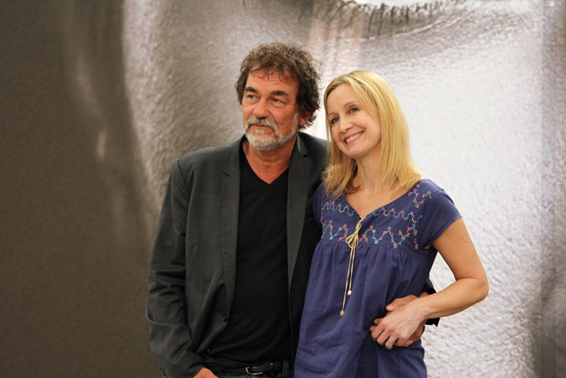 Photo Catherine Marchal, Olivier Marchal