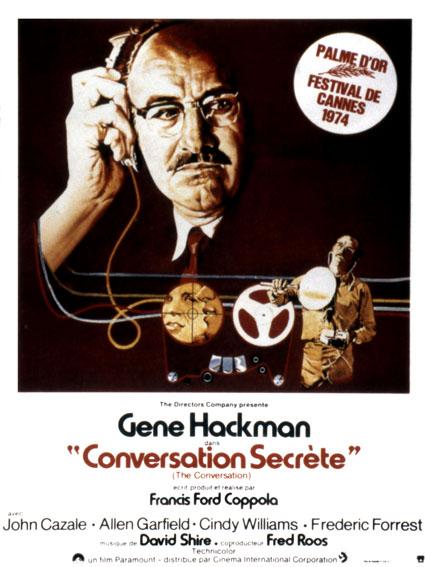 Conversation secrète : Affiche