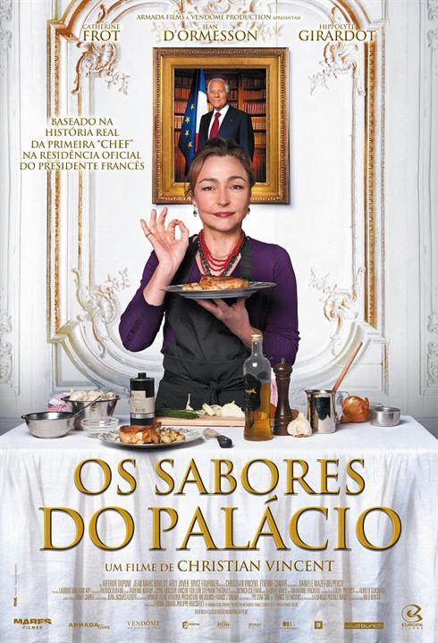 Les Saveurs du palais : Affiche