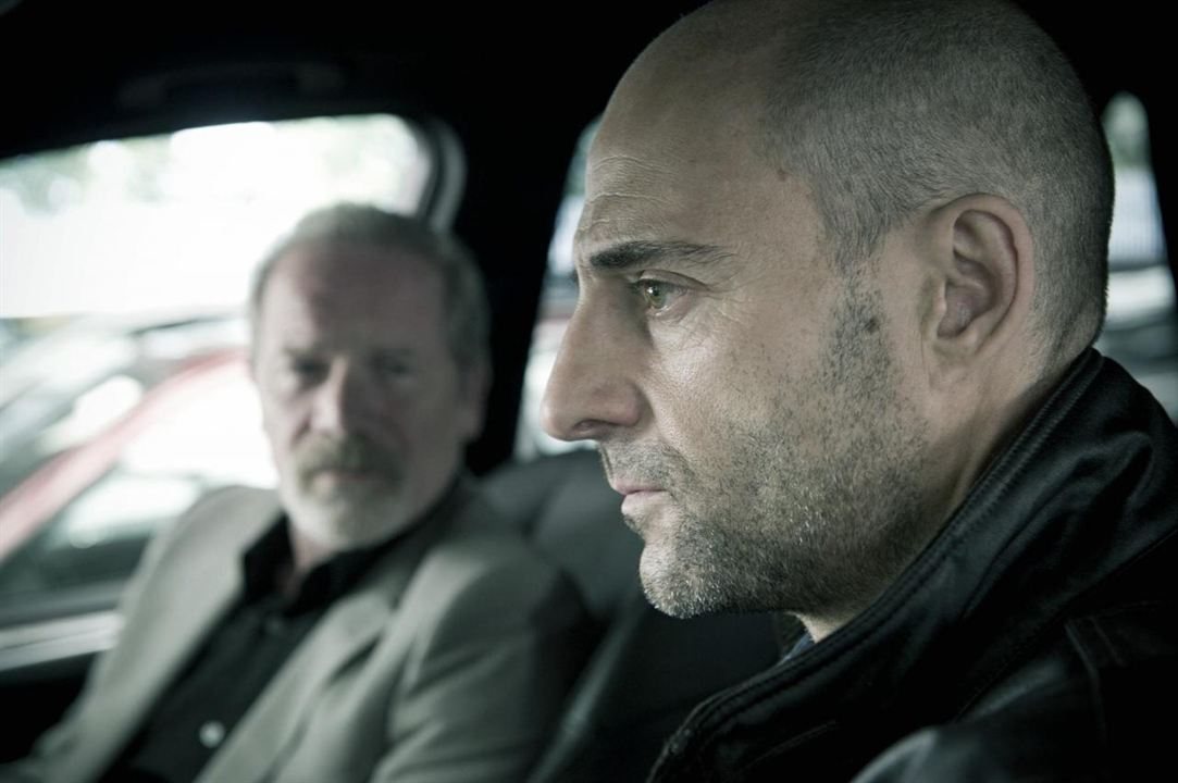Welcome to the Punch : Photo Mark Strong, Peter Mullan