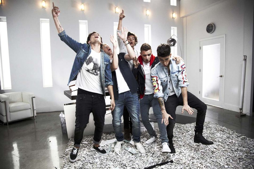 One Direction Le Film : Photo