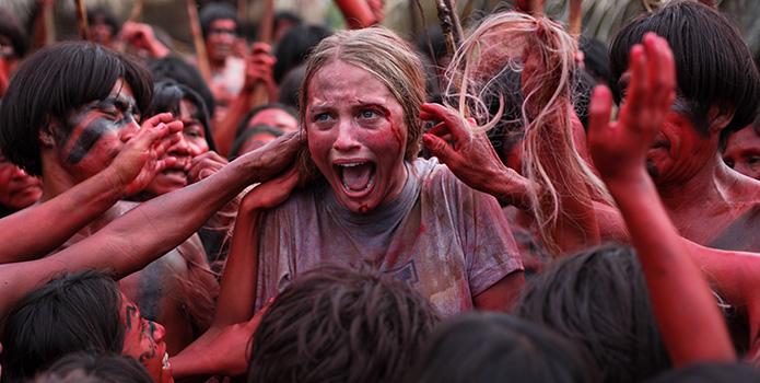 The Green Inferno : Photo Lorenza Izzo