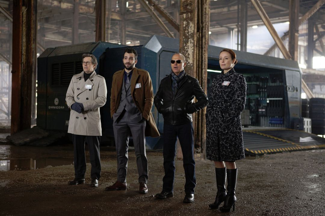 RoboCop : Photo Jackie Earle Haley, Jay Baruchel, Jennifer Ehle, Michael Keaton