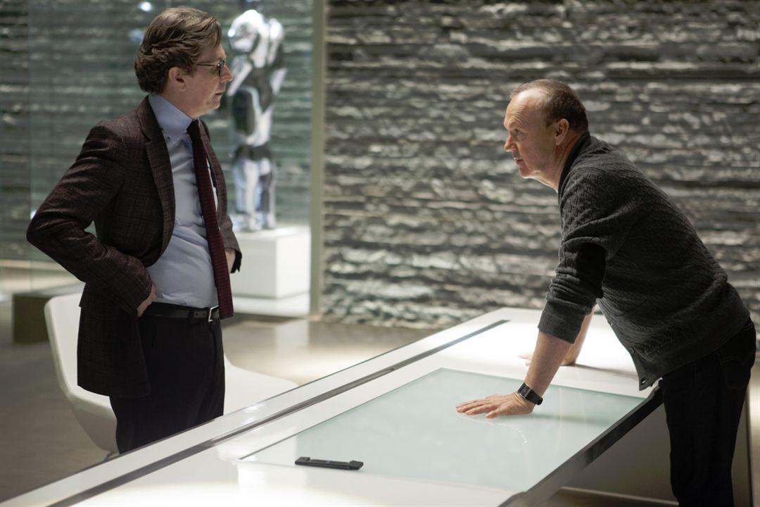 RoboCop : Photo Jackie Earle Haley, Michael Keaton