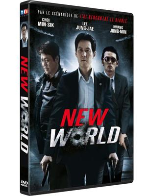 New World : Affiche